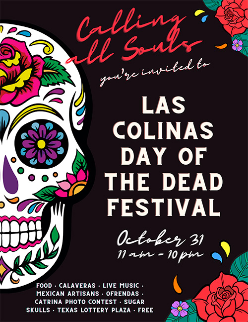 LAS COLINAS DAY OF THE DEAD FEST